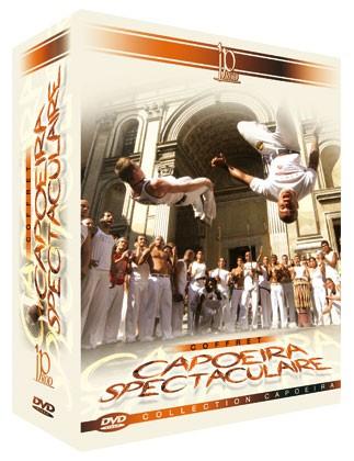 CAPOEIRA SPEKTAKULÄR (dvd07 - dvd 16 - dvd 154)