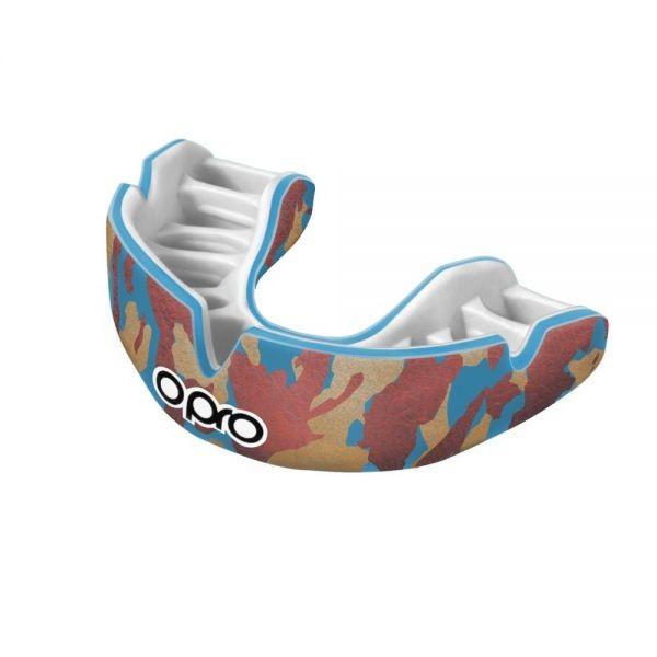 OPRO Zahnschutz PowerFit Camo Desert