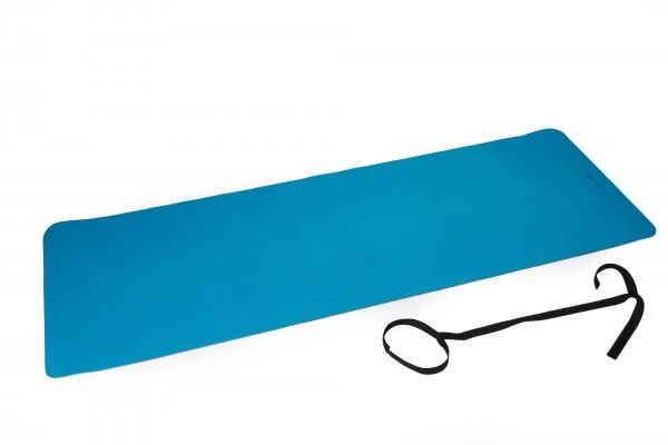Deuser Yoga Matte petrol 121045