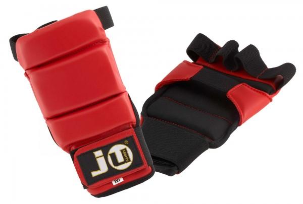Ju-Jutsu Handschutz Section rot