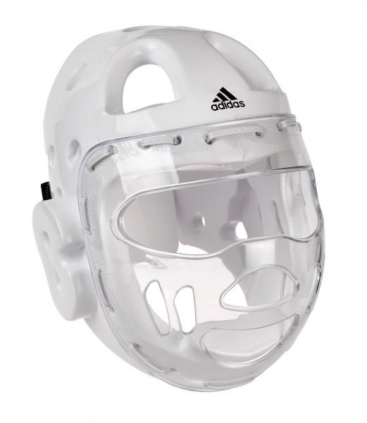 adidas Kopfschutz Dip weiß mit Maske, ADITHGM01