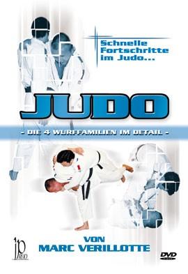 Judo Die 4 Wurffamilien im Detail, DVD 85