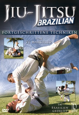 Brazilian Jiu Jitsu: Advanced Techniques, DVD 172