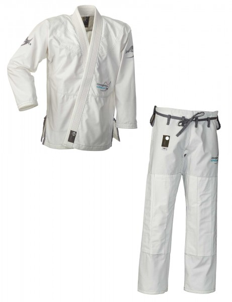 "BJJ-Gi ""Competition Superlight RS"" white, RipStop"