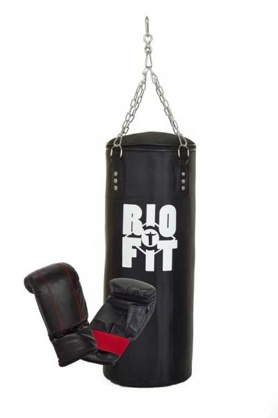 RioFit Sandsack gefüllt 18kg, Ca. 80 cm lang