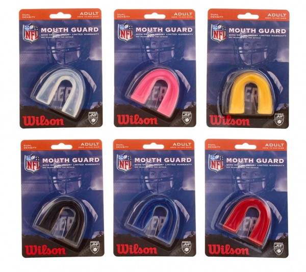 Wilson MG 2 Zahnschutz Junior