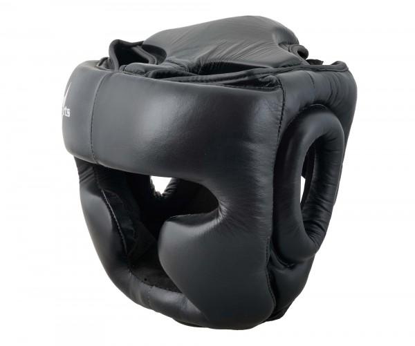 Kopfschutz Chin schwarz