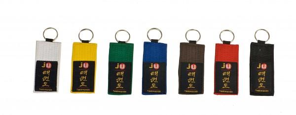 Schlüsselanhänger Gürtel Taekwondo