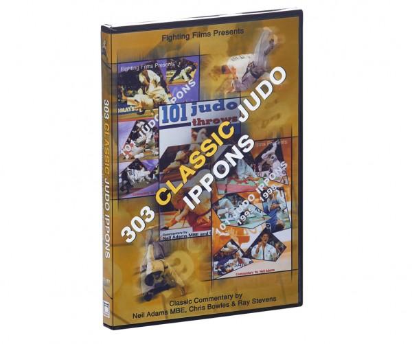 303 Classic Judo Ippons