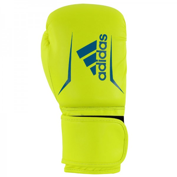 adidas Boxhandschuhe Speed 50, ADISBG50 gelb/blau
