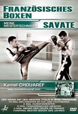 Französisches Boxen - Savate - Meine Meisterteechniken, DVD 018