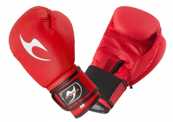 Boxhandschuh Allround quick aircomfort red