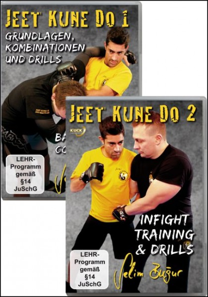 Jeet Kunde Do 1 + 2 (2 x DVD)