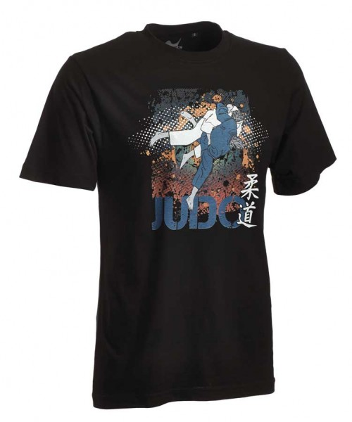 Judo-Shirt All-Japan schwarz