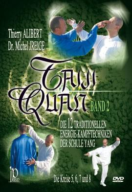 TAIJI QUAN Bd2, die 12 trad. Energie-Kampftechniken, DVD 139