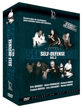 SELF-DEFENSE BAND 3 (dvd 118 - dvd 83 -dvd90)