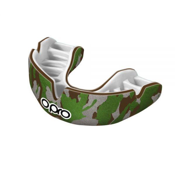 OPRO Zahnschutz PowerFit Camo Forest