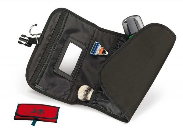 Waschbeutel Ju-Sports fold schwarz