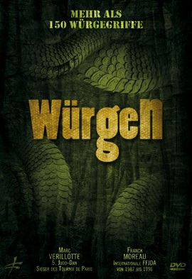 WÜRGEN Mehr als 150 Würgegriffe, DVD 227