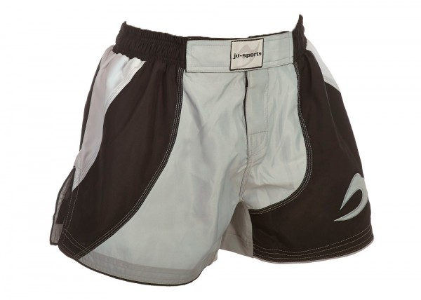 "MMA/Grappling Short motion pro ""white/black/grey"""