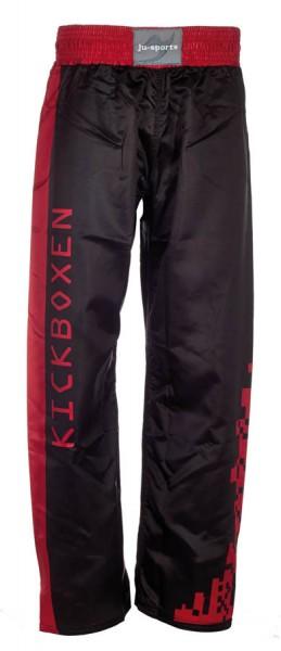 Kickboxhose CS 14 Step red/black