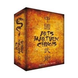 3 DVD Box Arts Martiaux Chinoise