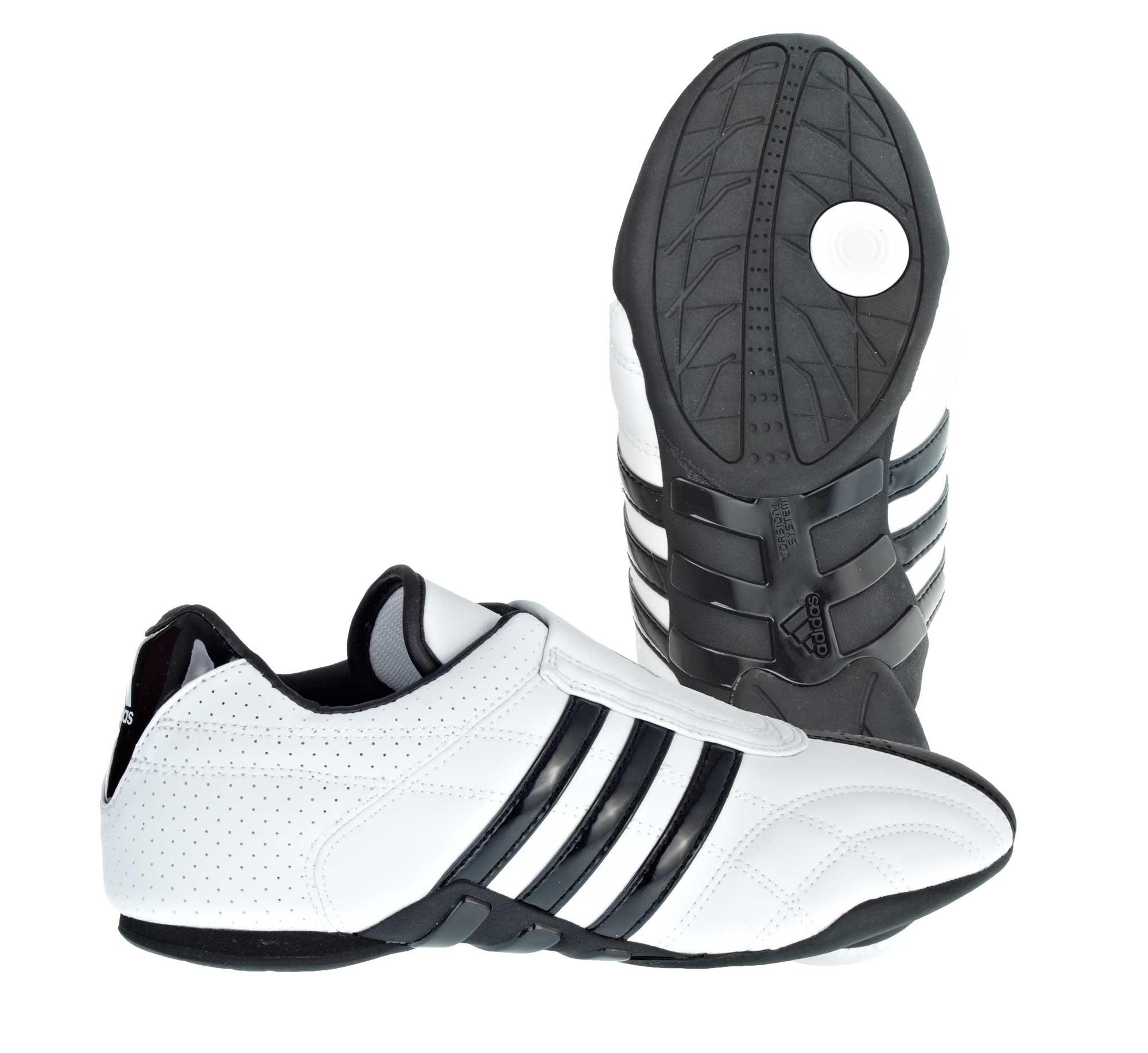 adidas adilux TKD sneakers white black stripes