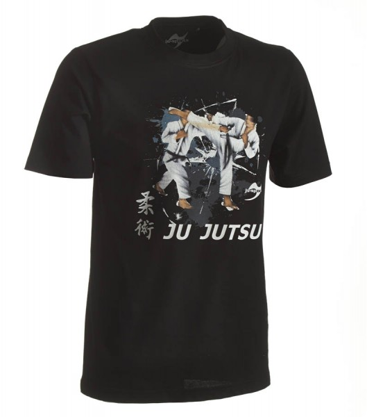 Ju-Jutsu-Shirt Artist schwarz