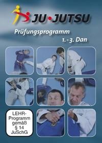 Prüfungsprogramm 1.Dan - 3.Dan Ju-Jutsu vom DJJV DVD 3