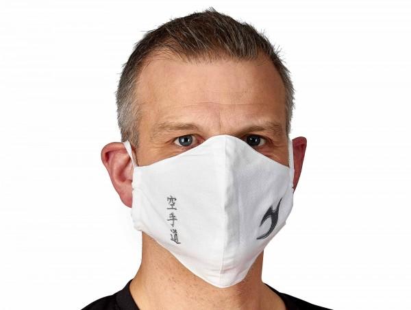 Maske für Mund und Nase - Karate