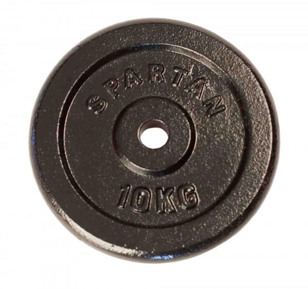 Gusseisen Scheiben (0.5 - 20 kg) 30mm, 1225