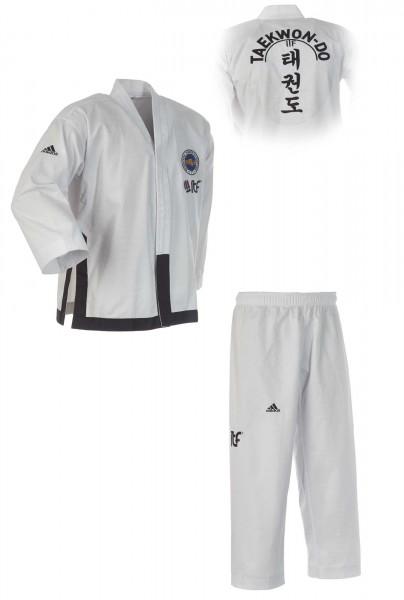 adidas ITF Black Belt Champion Dobok ADITITF02