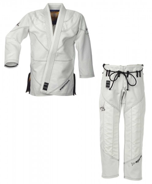 BJJ Gi Supernova white