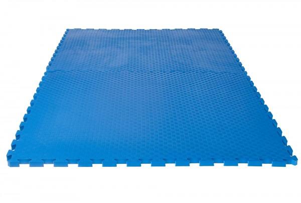 """Puzzlematte Pro """"Checker"""" 2 cm blau"""