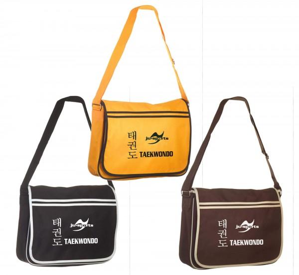 Messenger Bag Retro Taekwondo