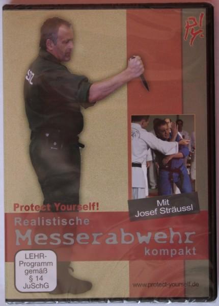 Realistische Messerabwehr von Josef Sträußl