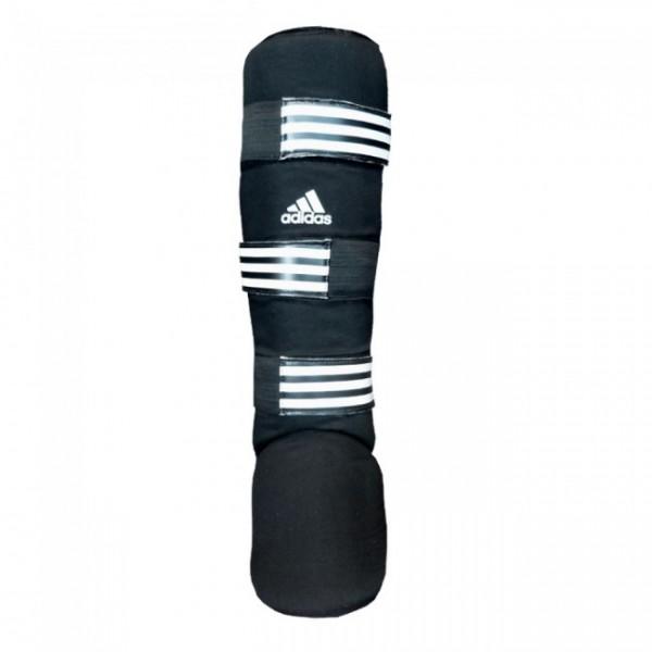 adidas Schienbein-Spannschutz Stoff schwarz, adiGSS013