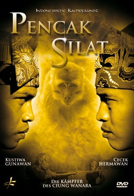 PENCAK SILAT Die Kämpfer des Ciung Wanara, DVD 208