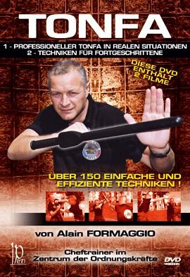 Tonfa, DVD 83