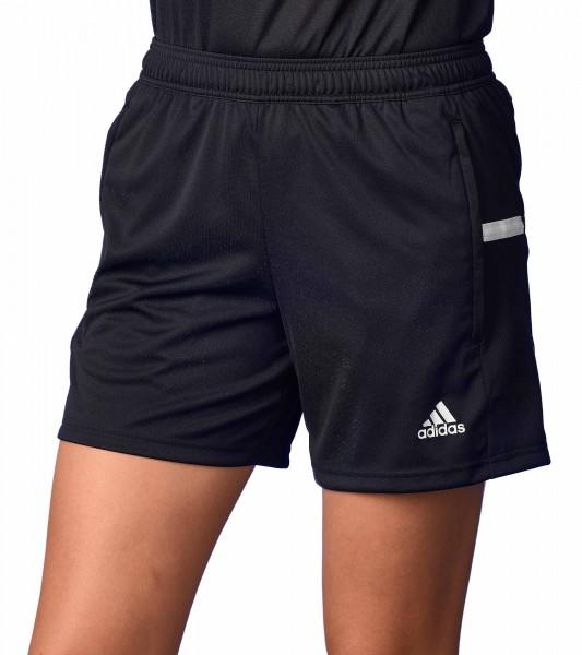 adidas T19 3P Shorts Damen schwarz/weiß, DW6879