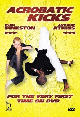 Acrobatic Kicks, DVD 73