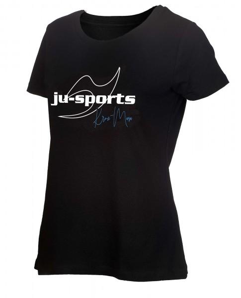 "Ju-Sports Signature Line ""Krav Maga"" T-Shirt ladycut"