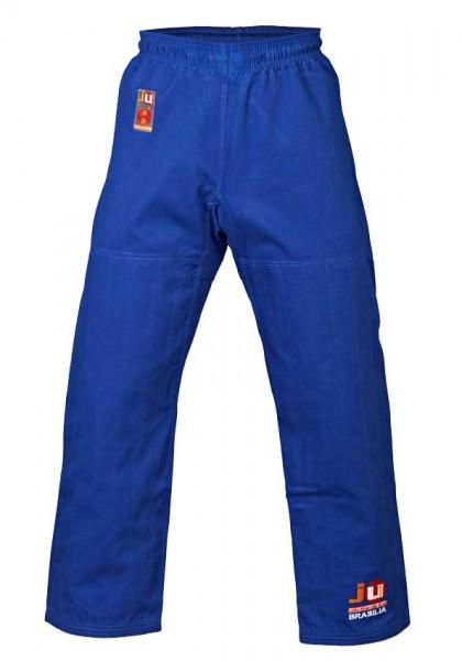 "Judohose ""Brasilia"" blau, Gummibund"