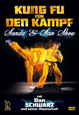 KUNG FU für den Kampf - SANDA & SANSHOU, DVD 06