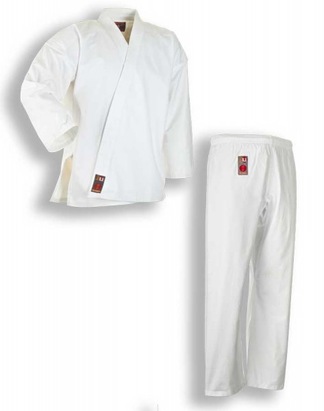 "Ju-Sports karate-gi ""to start"" white"
