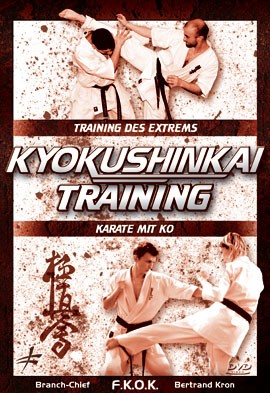 KYOKUSHINKAI Training, DVD 201