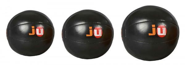 Medizinball Set 1, 2, 3 kg (3 Bälle)