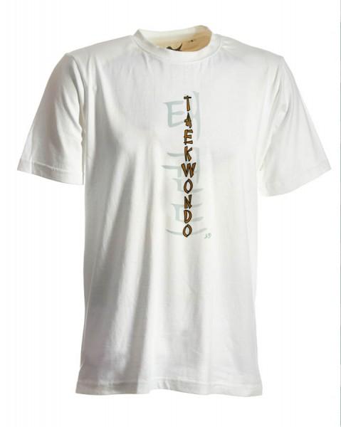 Taekwondo-Shirt Classic weiß