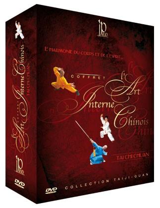 Die innere und äußere chinesische Kampfkunst (dvd 72 - dvd 141 - dvd 142)