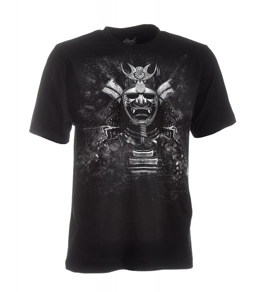 Dark-Line T-Shirt Kabuto schwarz
